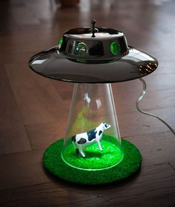 UFO Lamp | Creative Ads and more…