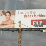 leave the stress behind