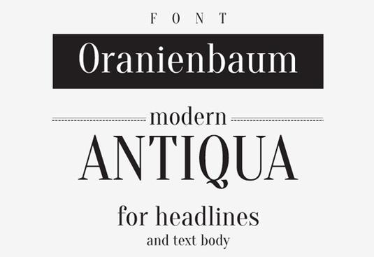 oranie-font