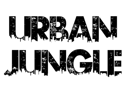 Urban-Jungle-graffiti-font