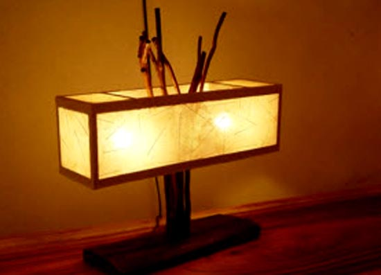 Great Square Night Lamps