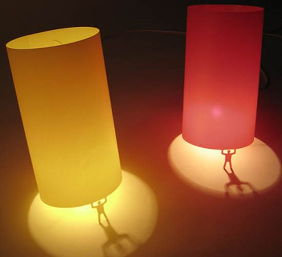 Tubes Night Lamps