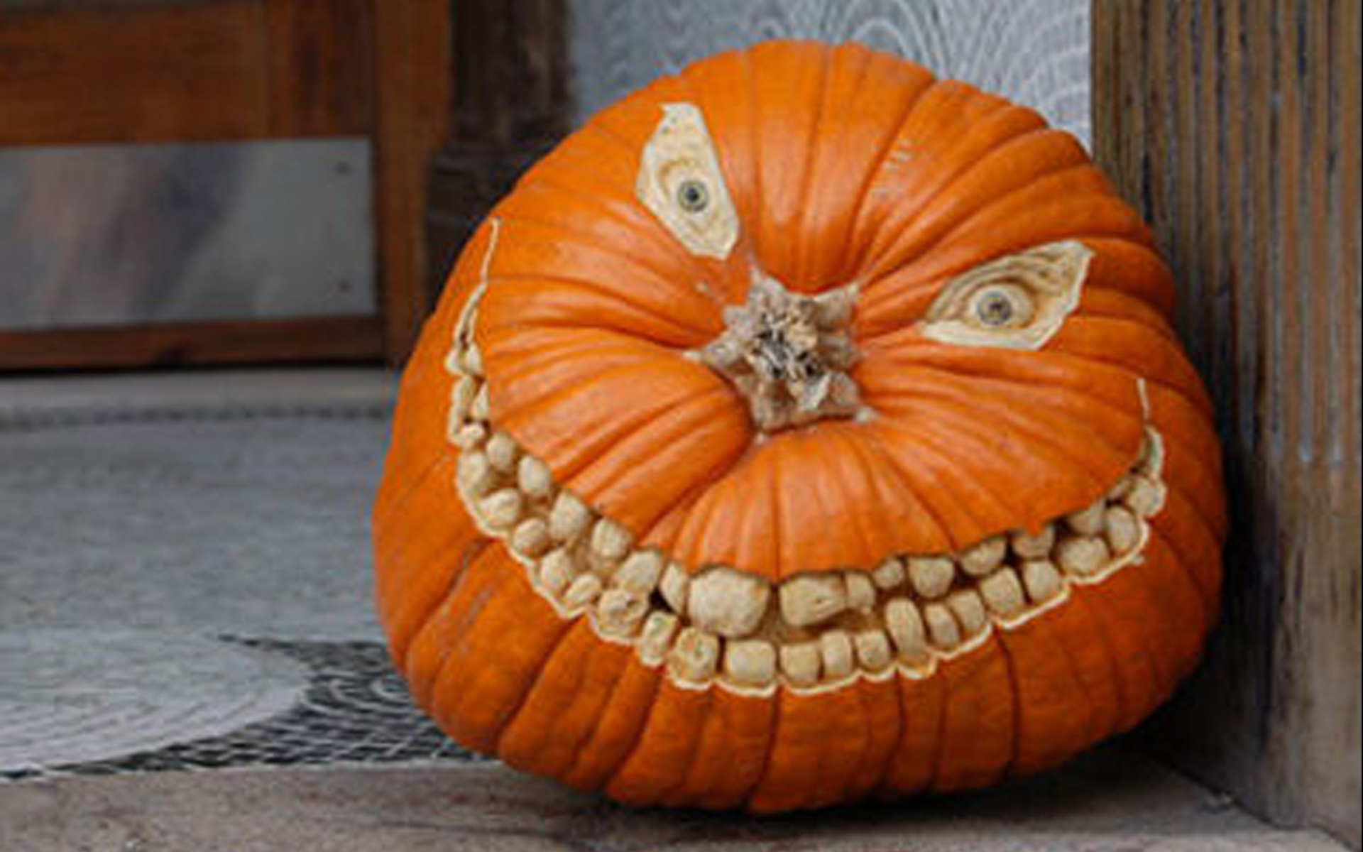 Troll Halloween Pumpkin Carving Creative Ads And More