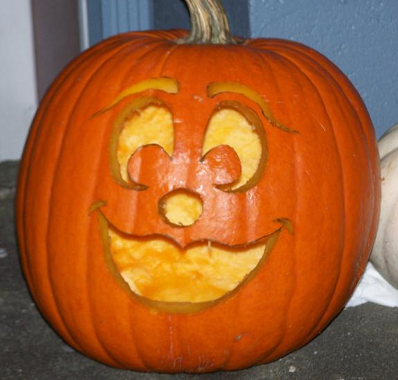 Happy Carved Pumpkin Faces Creative Ads And More