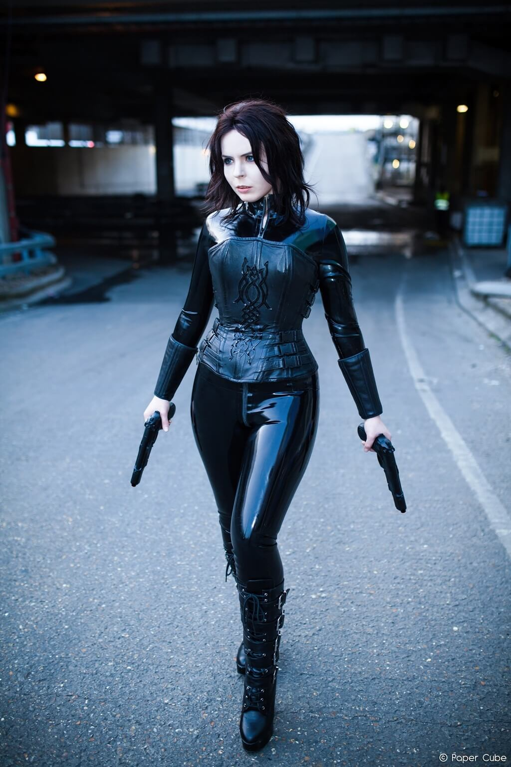 Midknight Dragon Selene Cosplay Underworld Creative Ads