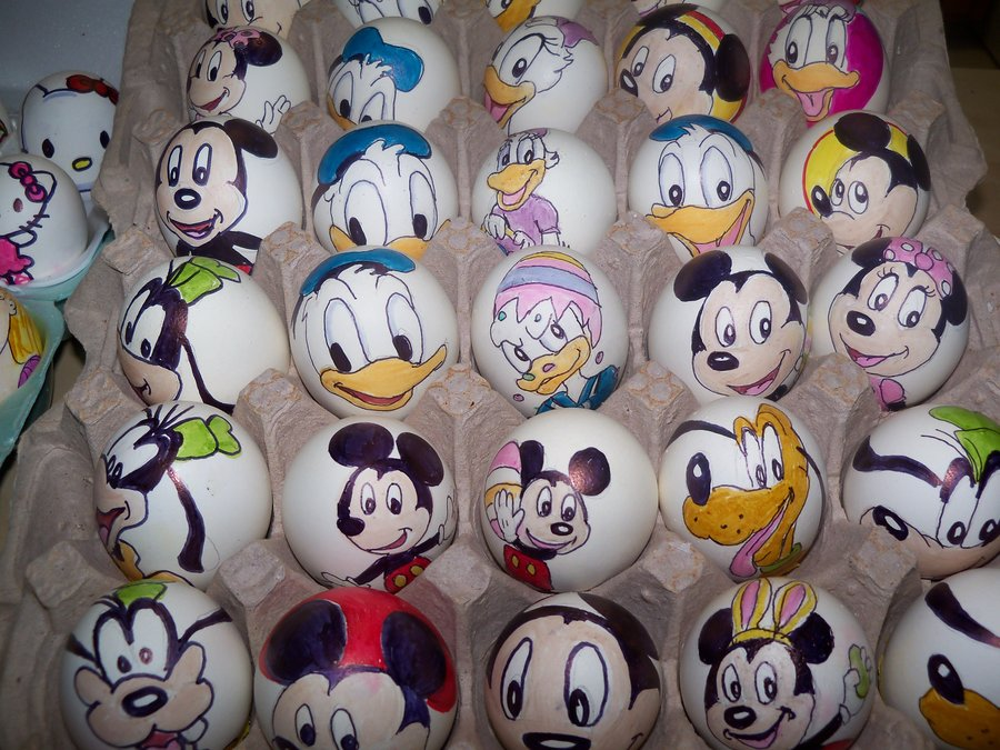 Disney easter eggs creative ads and more