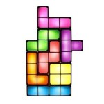 tetris night light