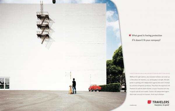 travel insurance fire escape | Creative Ads and more…