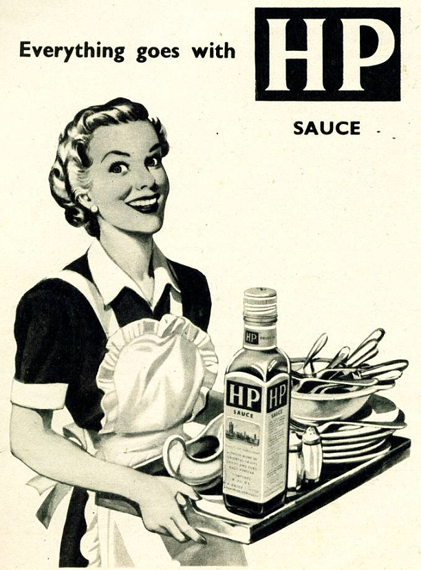 Hp Sauce Vintage Ads 4 Creative Ads And More
