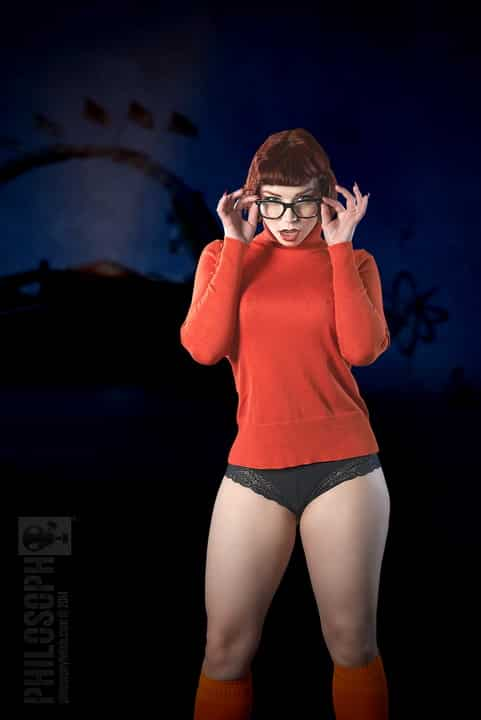 Hot Velma Cosplay By Philosophy Fetish Creative Ads And More