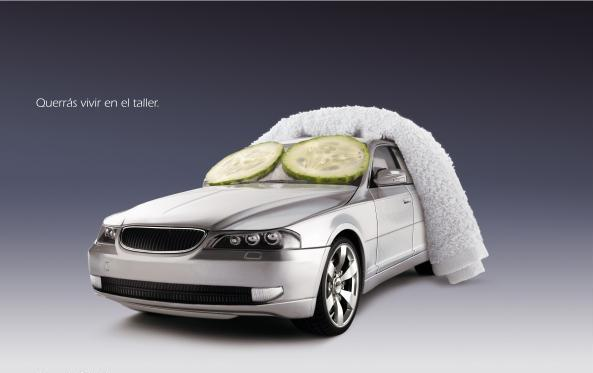 Car Insurance Ad Spa Creative Ads And More