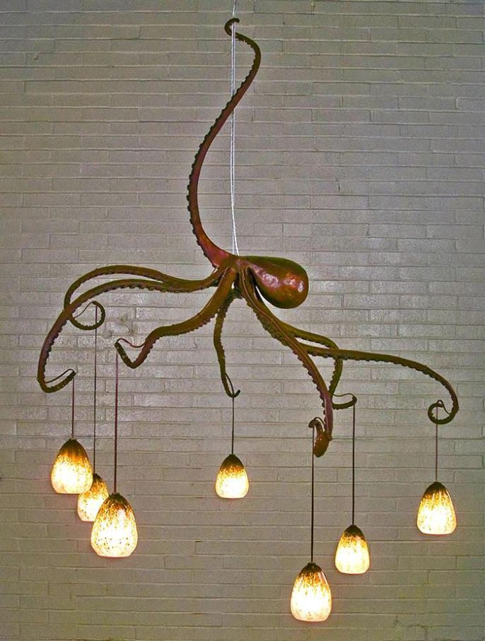 Octopus Chandelier Creative Ads And More