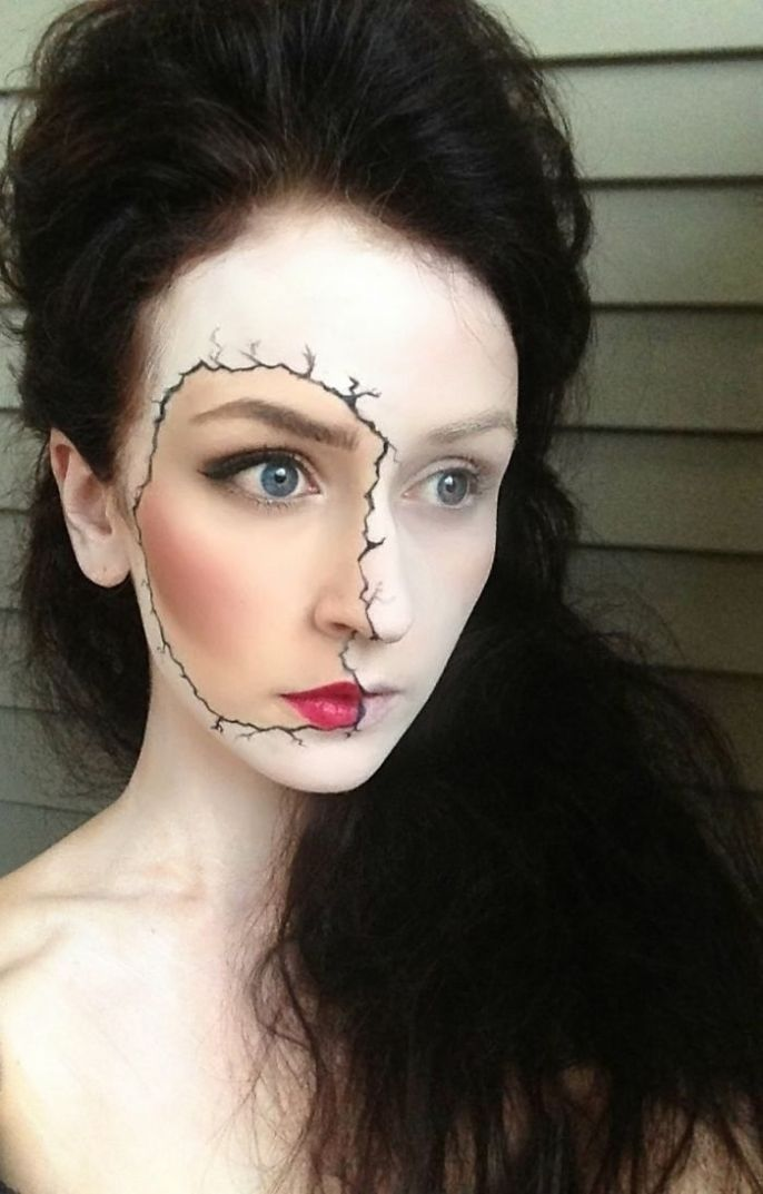Creative Halloween Makeup Ideas | Creative Ads and more…