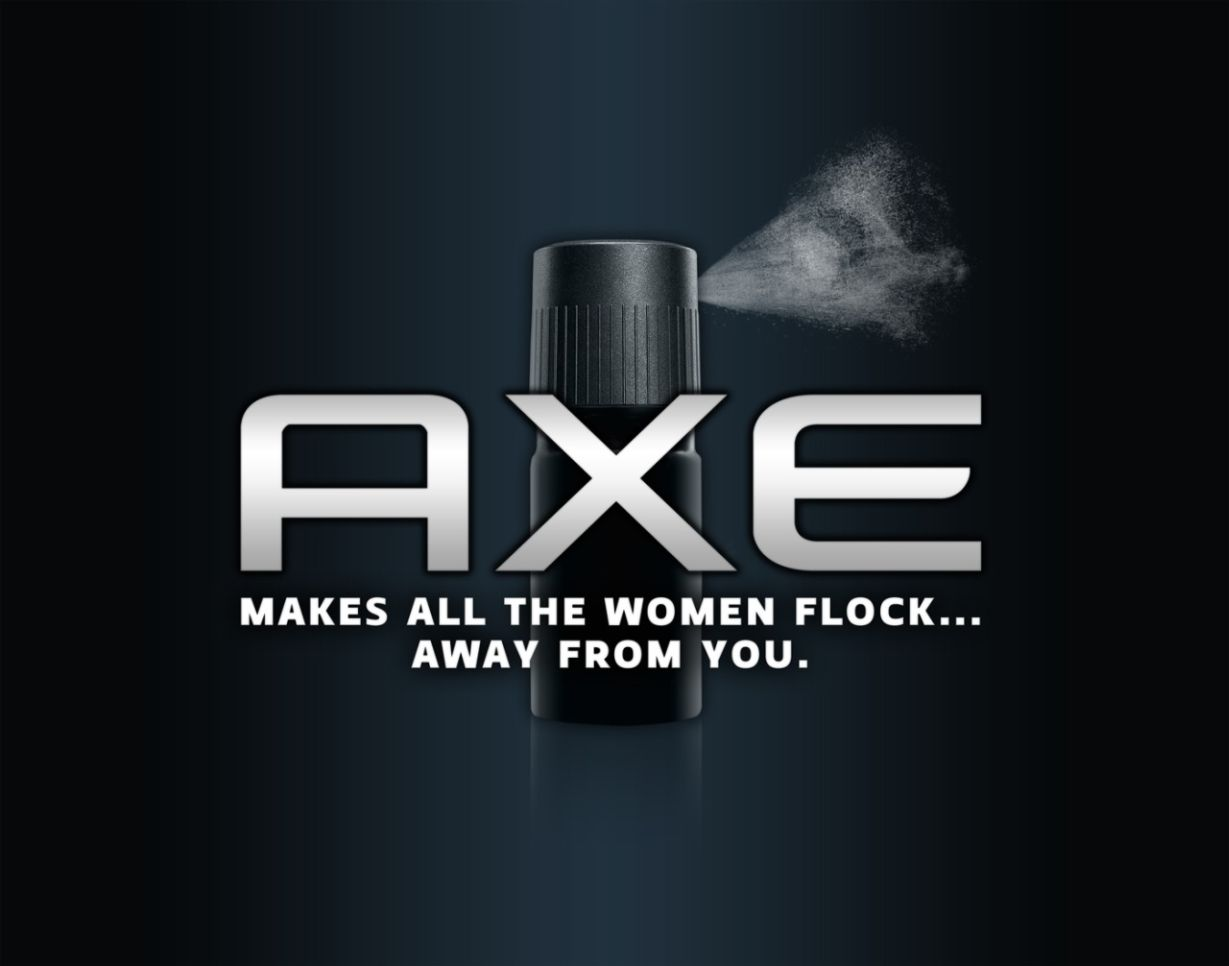 axe marketing Plan marketing axe 1 axe, or lynx is a brand of male grooming products, owned by anglo-dutch company unilever who manufacture a range of products in the health.