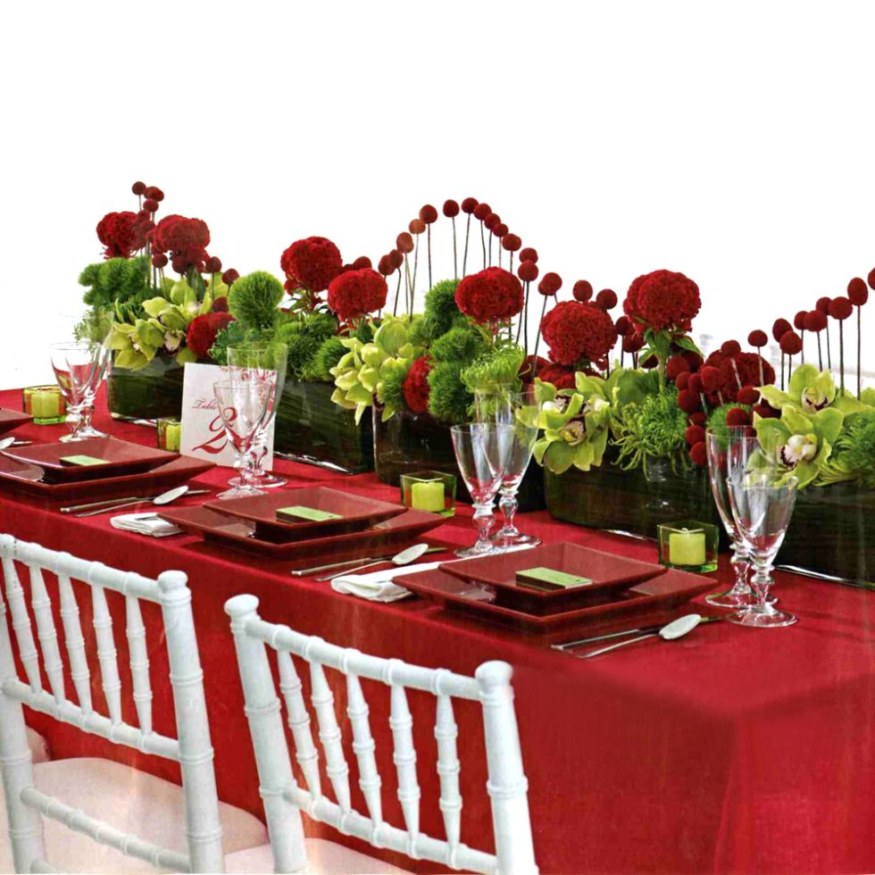 Beautiful Valentines Day Table Decorations Creative Ads