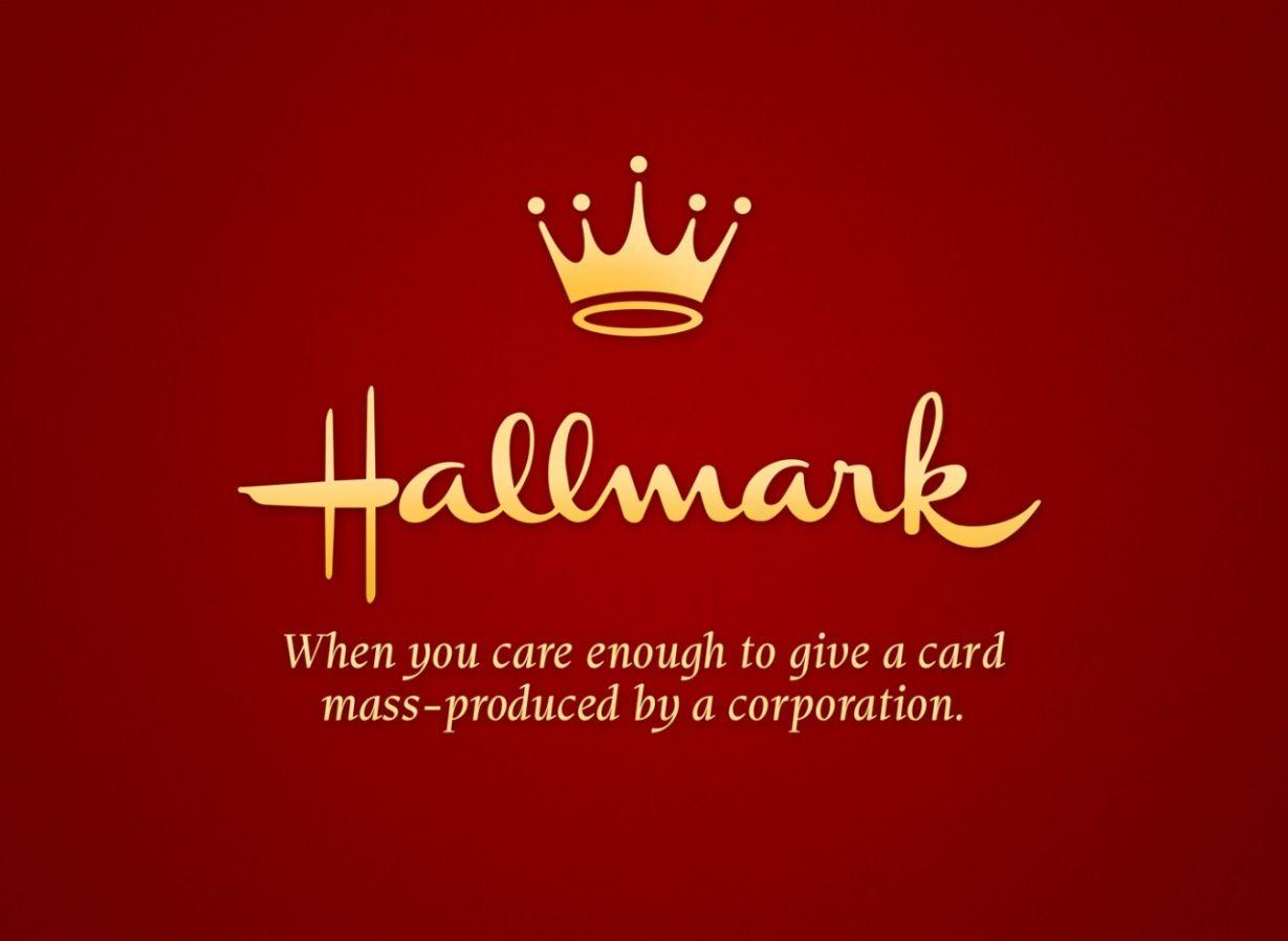 hallmark honest-advertising-slogan | Creative Ads and more…