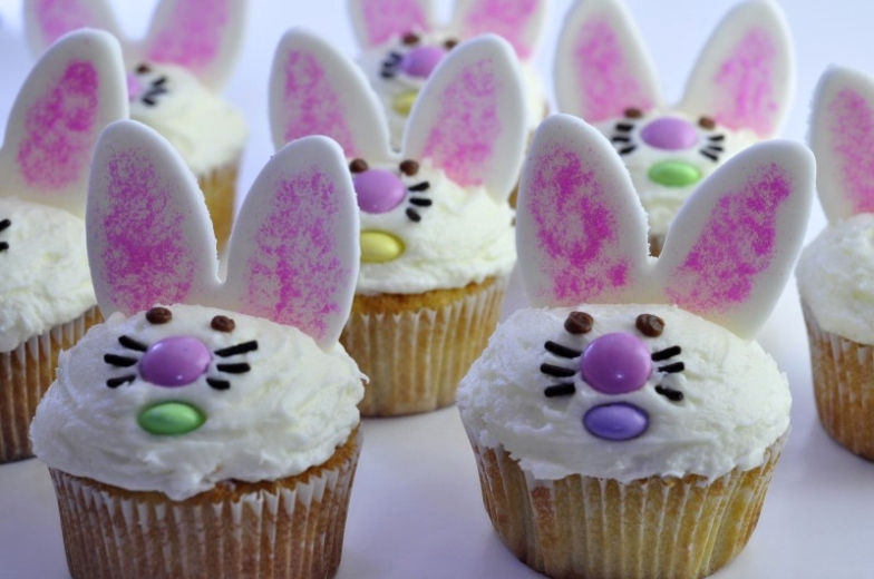 Easter cupcake decorating ideas creative ads and more for Cute cupcake decorating ideas for easter