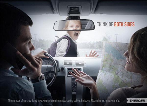 Publicidad ejemplo de diseño persuasivo