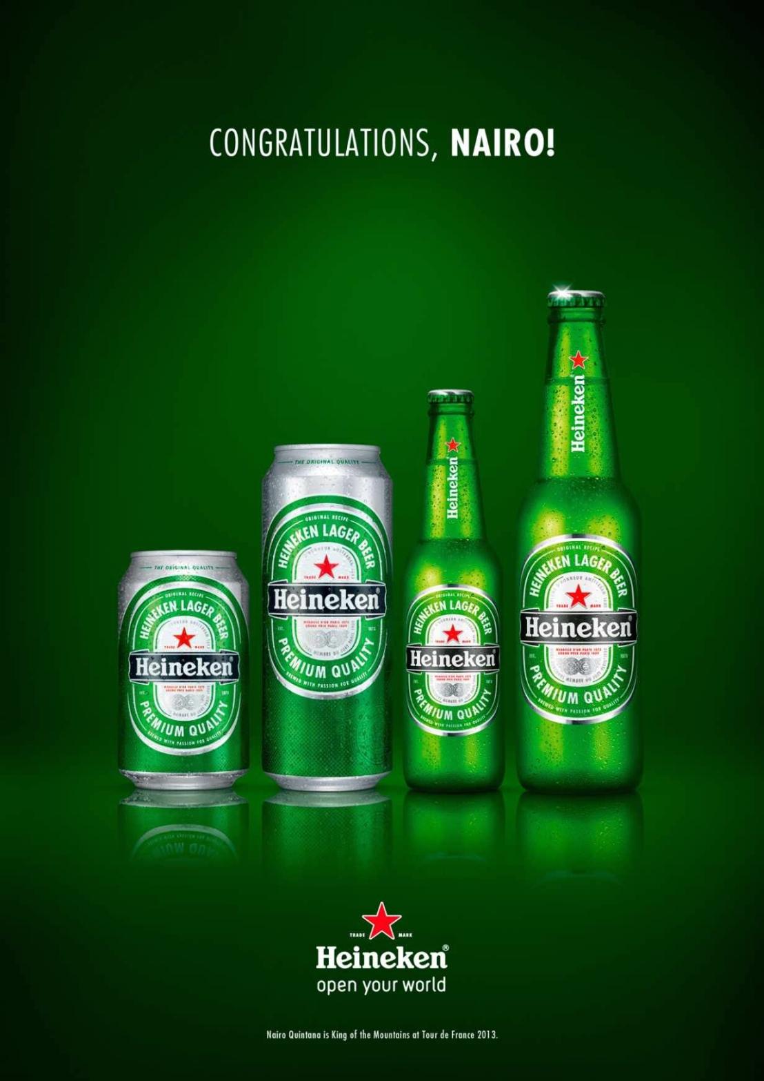 Advertisement Heineken