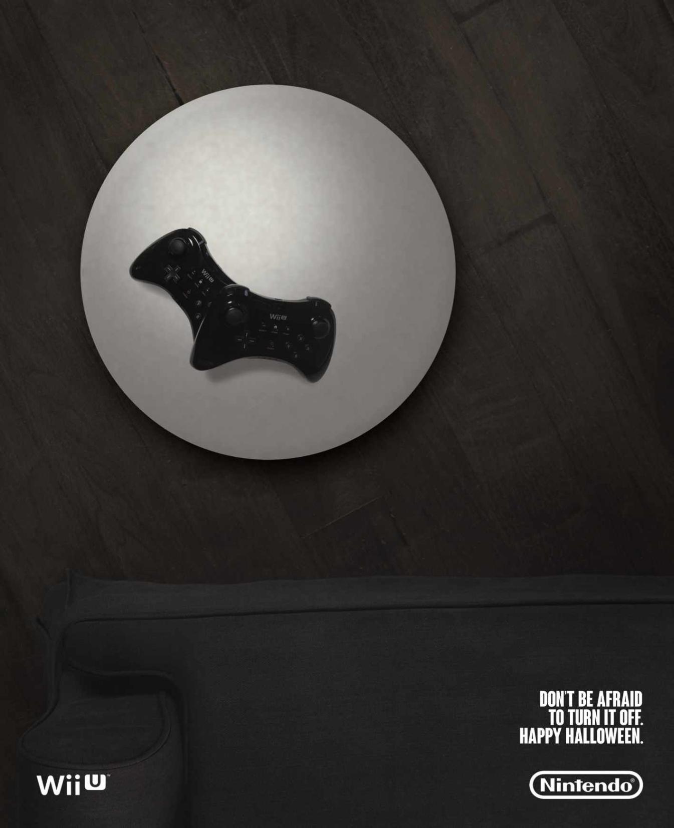 Halloween Creative Ads.Nintendo Halloween Ad Creative Ads And More