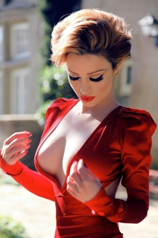 Sexy nude ladies valentine pic