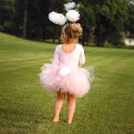 Beautiful Bunny Costume for Easter