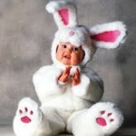 Bunny Costume for Toddler
