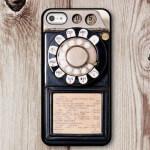 Classic Phone iPhone Case