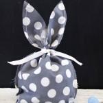 DIY Fabric Bunny Treat Bag