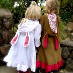 Easter Bunnycoat for kids