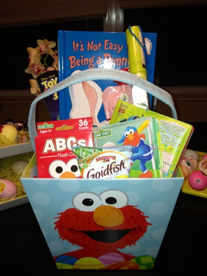 Easter basket idea for toddlers creative ads and more easter basket idea for toddlers negle Choice Image