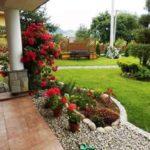 Creative garden landscaping idea