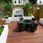 Creative garden landscaping idea(112)
