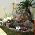 Creative garden landscaping idea(113)