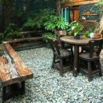 Creative garden landscaping idea(115)