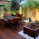Creative garden landscaping idea(117)