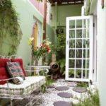 Creative garden landscaping idea(124)