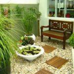 Creative garden landscaping idea(125)