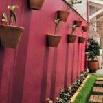 Creative garden landscaping idea(126)