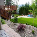 Creative garden landscaping idea(127)