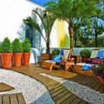 Creative garden landscaping idea(135)