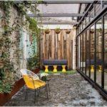 Creative garden landscaping idea(136)