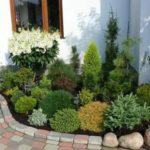 Creative garden landscaping idea(143)