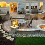 Creative garden landscaping idea(145)