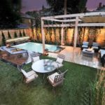 Creative garden landscaping idea(146)
