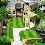 Creative garden landscaping idea(147)