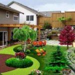Creative garden landscaping idea(148)