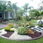 Creative garden landscaping idea(151)
