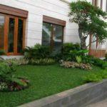 Creative garden landscaping idea(154)