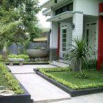 Creative garden landscaping idea(158)